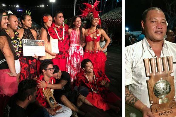 Ori i Tahiti grand gagnant du Heiva