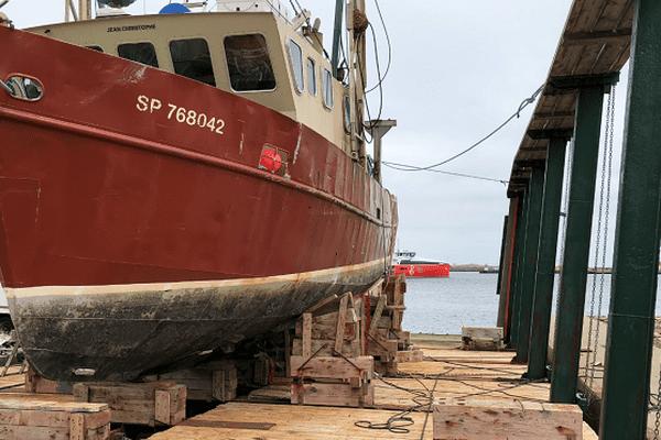 Bateau de pêche Jean-Christiophe