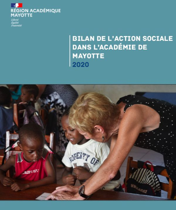 Bilan action sociale 2020 du rectorat de Mayotte