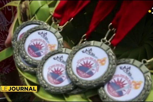 Bora Bora en tête des jeux des Iles Sous Le Vent