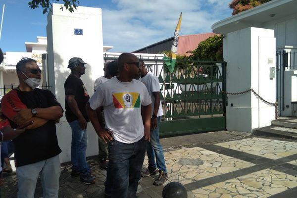 Mobilisation UGTG Basse-Terre