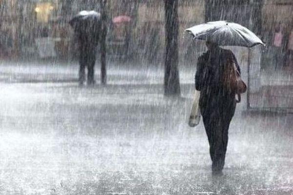 Pluie intense sur Madagascar