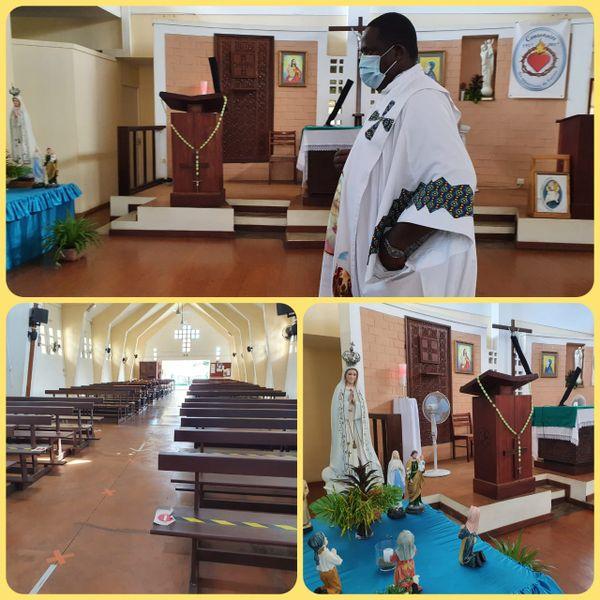 Fermetures des lieux de cultes et des marchés