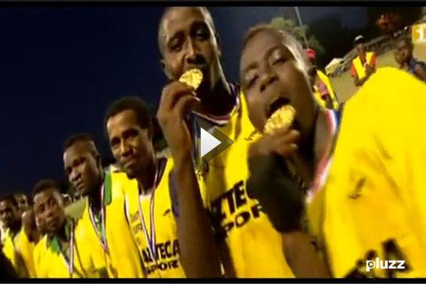 Finale Coupe de foot Mayotte