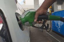 Approvisionnement de carburant en Martinique.