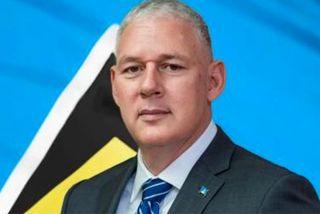 Allan Chastanet premier ministre de Sainte Lucie
