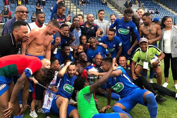 Coupe régionale de France : La Sainte-Marienne lève la coupe!