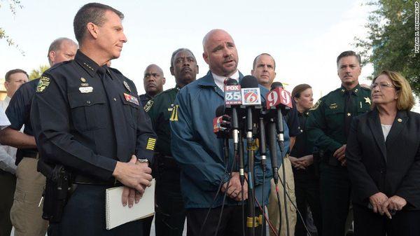 Police attentats orlondo