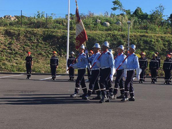 Pompiers de Saint-André