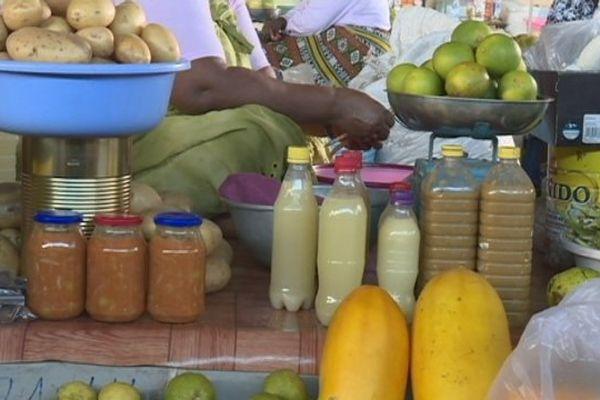 Fraude marché de Mamoudzou