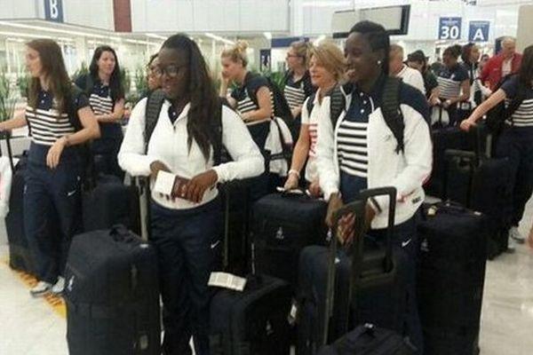 Equipe française féminine de football