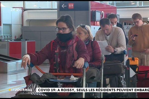Trois passagers à destination de Tahiti refoulés à CDG