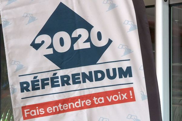 Référendum 2020, campagne de communication Etat