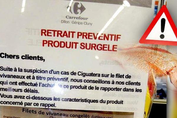 Vivaneau-affiche-supermarché