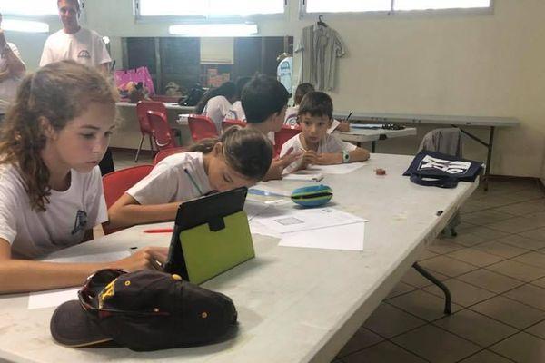 Rallye Math'a ara 2018