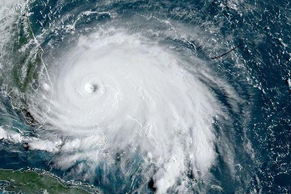 Bahamas ouragan Dorian