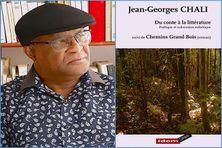 Jean-Georges Chali, écrivain