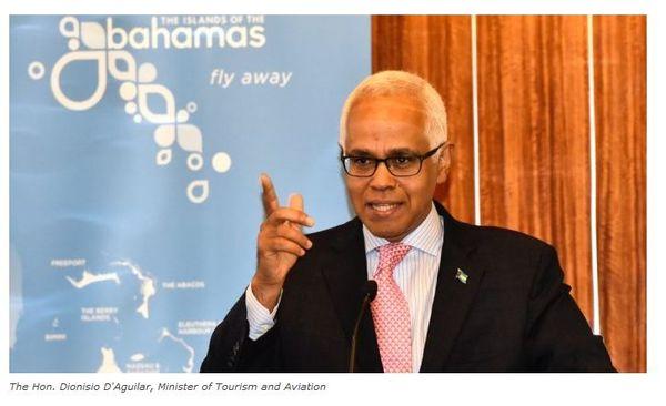 Bahamas Dionisio d'Aguilar