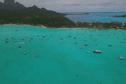Les plages de Bora Bora peuvent continuer à hisser le Pavillon bleu