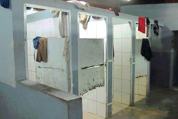 Centre de rétention de Pamandzi