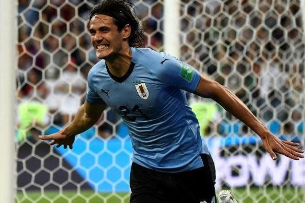 Edinson Cavani, le buteur et joueur clé de cette sélection uruguayenne