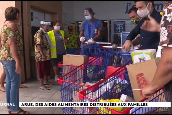 Dons alimentaires : les mairies aussi