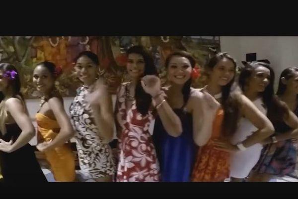 Casting Miss Tahiti 2016
