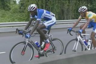 Cyclistes de Martinique