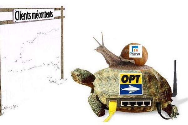 Coupures internet : les prestataires extérieurs responsables, selon l'OPT