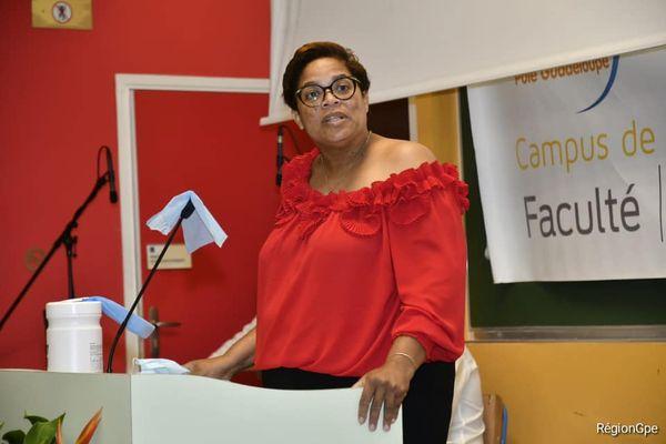 Sylvie Gustave-dit-Duflo à la tête de l'Agence régionale de la biodiversité des îles de Guadeloupe (ARB-IG)