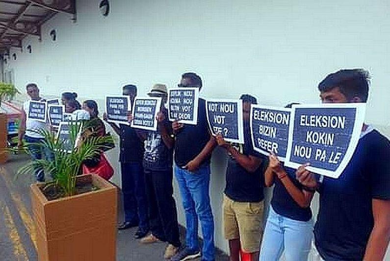 Maurice : manifestation contre le résultat des législatives