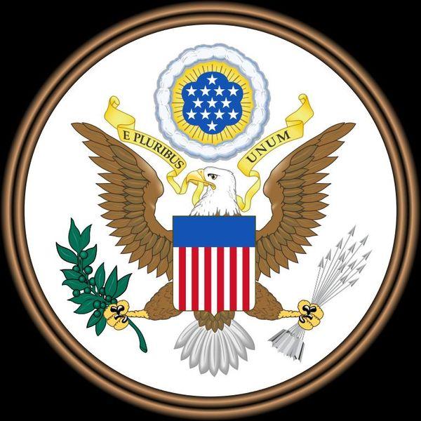 Pygargue à tête blanche, emblème des Etats-Unis