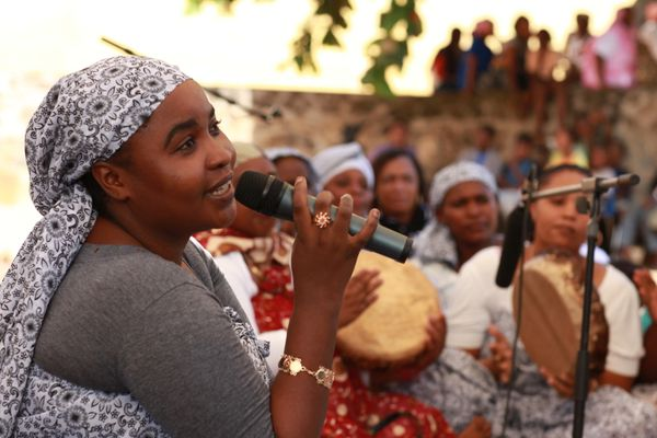 Radio village Dembeni