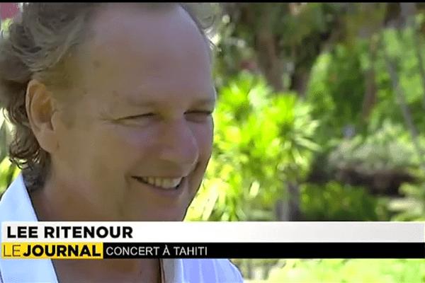 Lee Ritenour, maître du jazz fusion à Tahiti