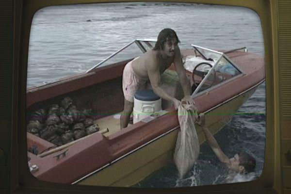 pêche aux burgos Tautira
