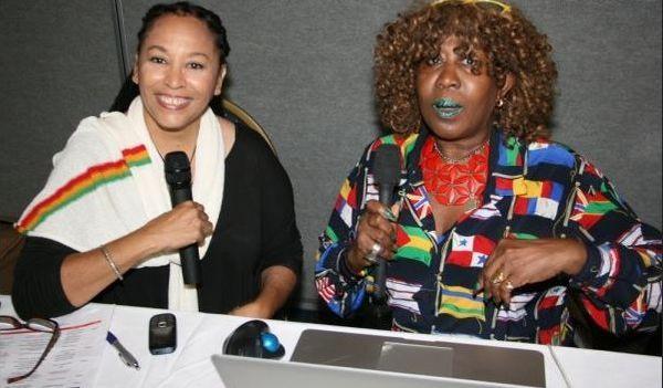 Andrea Davis organisatrice Journée Internationale du Reggae
