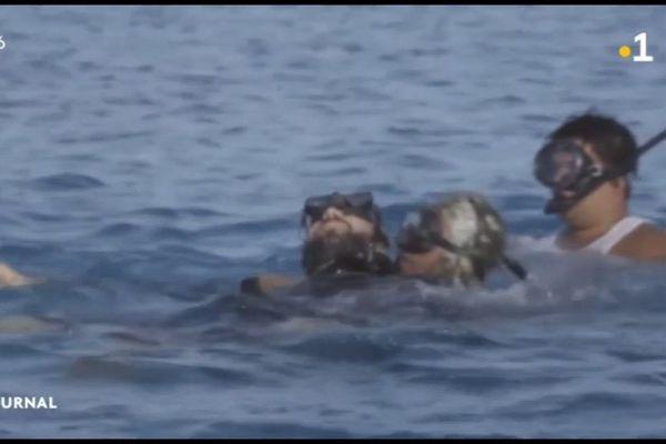 Les pêcheurs de Rangiroa sensibilisés aux dangers de la plongée