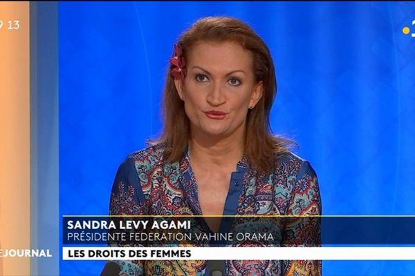 Sandra Lévy-Agamy : « je préfère parler d'égalité femme-homme »