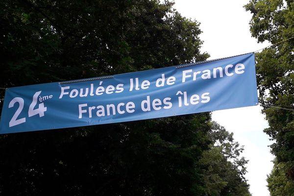 Les Foulées Ile de France France des îles