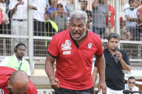 Christian Dafreville, entraineur JSSP football