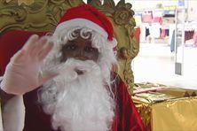 Le père Noël reviendra voir Yannis au Robert en 2021.