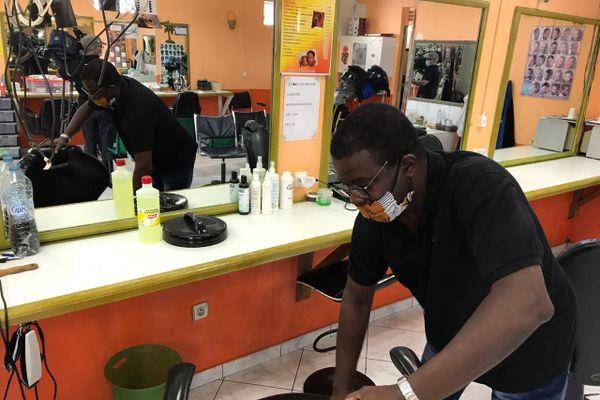 réouverture salons de coiffure 1