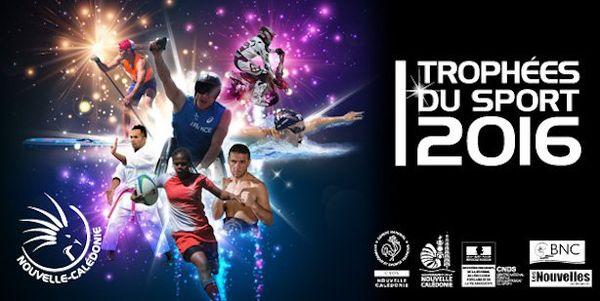 Trophées du sport 2016