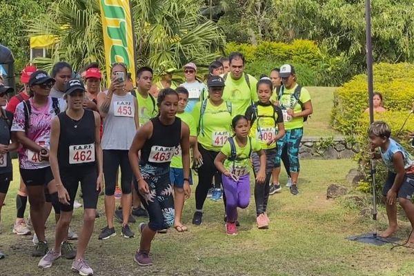 Raid Vaipahi : parcours 5km