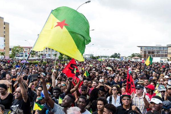 Crise sociale en Guyane : Des premiers barrages à la sortie de crise (1/5)