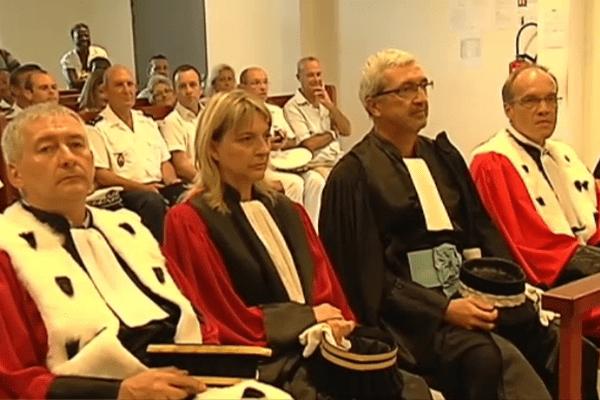 Justice arrivée 4 nouveaux magistrats