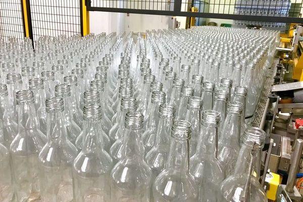 Usine ISAUTIER - Production Gel hydroalcoolique