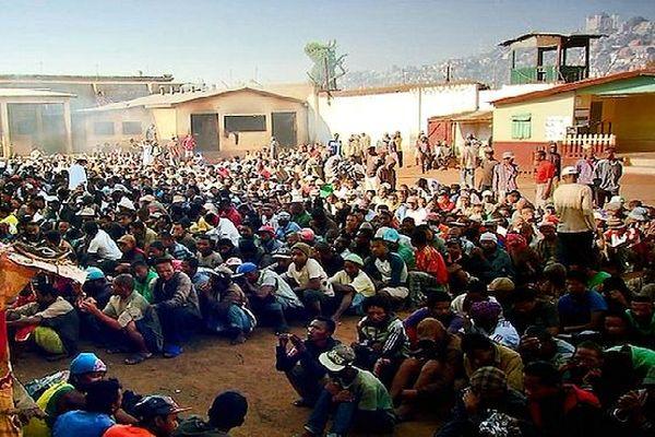 Prison à Madagascar