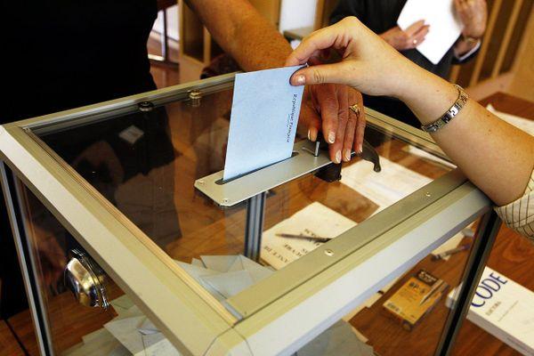 Elections urne