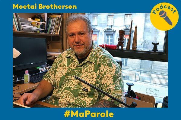 Moetai Brotherson #MaParole